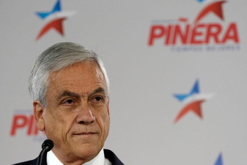 Sebastián Piñera declaró ante la Fiscalía Oriente en calidad de imputado por caso Bancard
