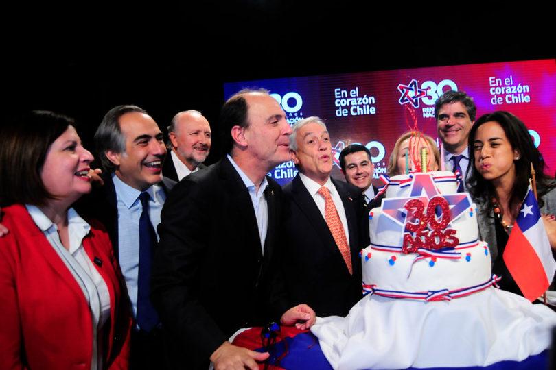 Ossandón lanza su campaña presidencial recalcando que tiene