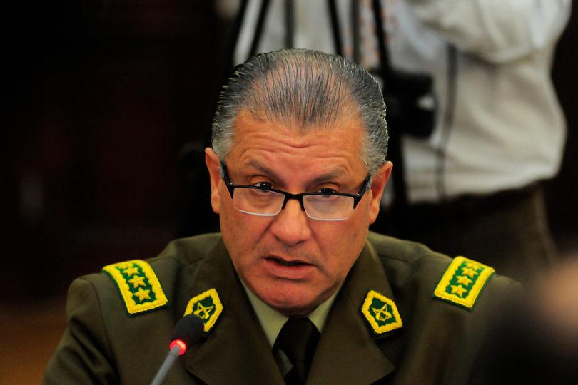 """General Villalobos y millonario fraude en Carabineros: """"Nunca he pensado en renunciar"""""""