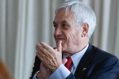 """Piñera: """"No soy xenófobo, pero no tengo por qué aceptar que cualquiera venga a Chile"""""""
