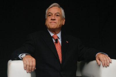 La declaración de Sebastián Piñera ante la Fiscalía por inversiones de Bancard