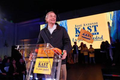 José Antonio Kast lanza su candidatura y cuenta qué haría como Presidente de Chile