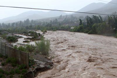 La DC y la UDI se unen para pedir que se declare Zona de Catástrofe en región de Coquimbo