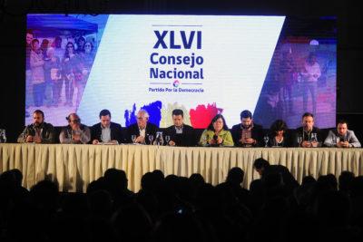 PPD proclama por unanimidad a Alejandro Guillier como su candidato presidencial