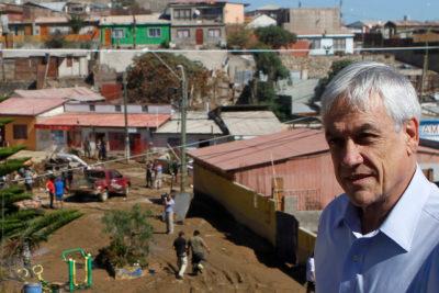 """Sebastián Piñera: """"Desgraciadamente Chile hoy tiene las fronteras muy abiertas"""""""