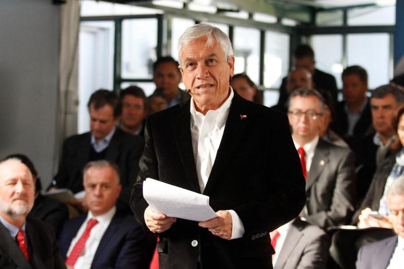 Equipo de Piñera descarta idea de Frente Amplio de debate conjunto con Chile Vamos