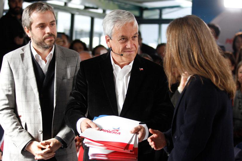 Las razones de Piñera para rechazar asistir a la comisión investigadora del caso Bancard