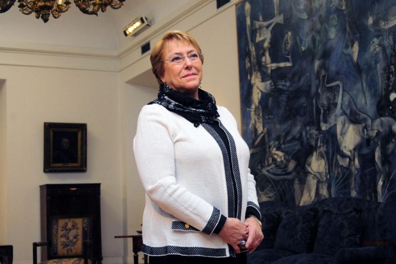 Michelle Bachelet anunciará paquete de medidas para La Araucanía después de su última Cuenta Pública