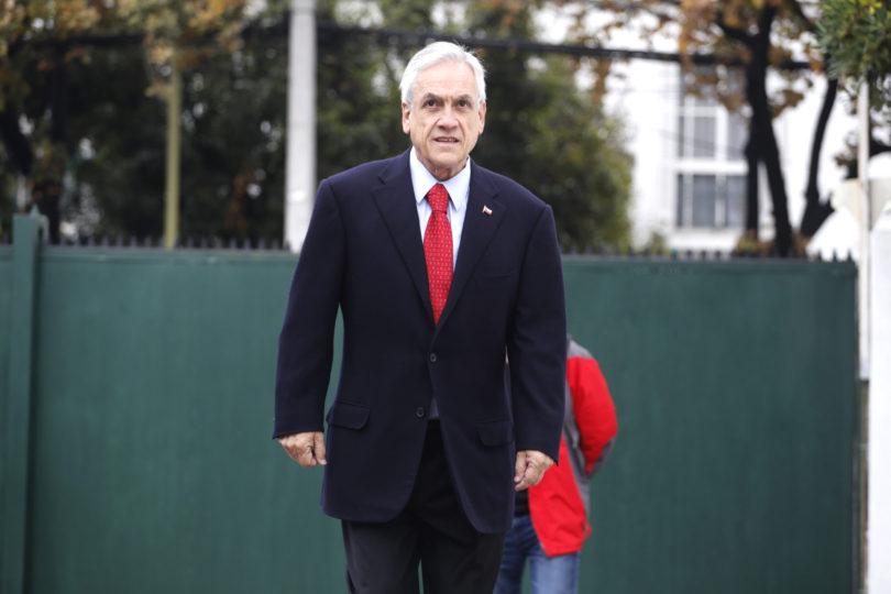Sebastián Piñera sube dos puntos en encuesta Cadem pese a polémica por su declaración de patrimonio