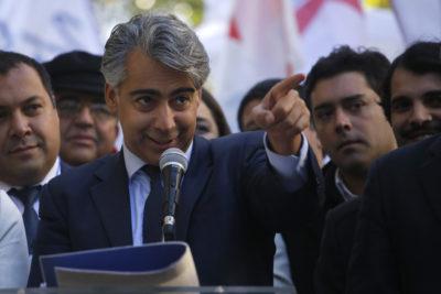 """ME-O: """"14 casos de corrupción vinculan a Piñera, siendo Presidente y funcionario público"""""""