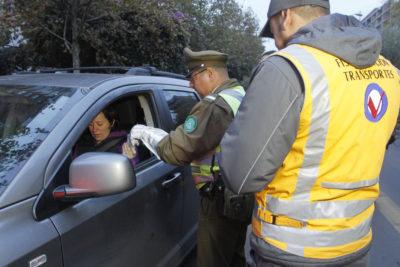 Que no te pase: conoce las multas por incumplir la restricción vehicular o circular por ejes ambientales