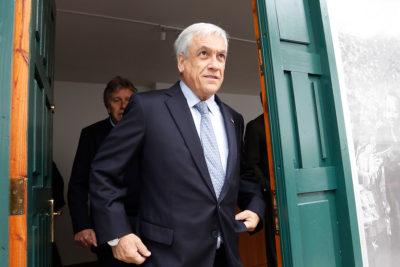 Agentes encubiertos e informantes: los cambios a la Ley Antiterrorista que pretende Piñera