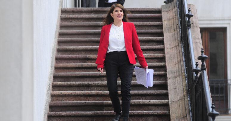 """""""Gobierno pide a la Confech"""