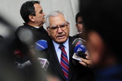 Ministro del Interior descarta declarar estado de excepción en La Araucanía