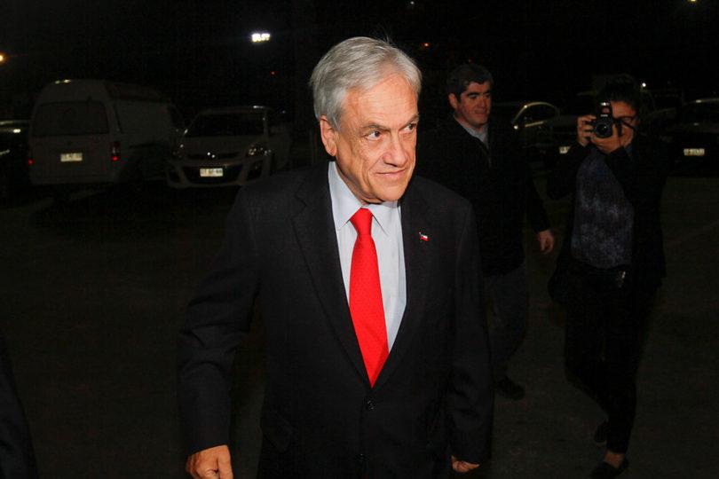 """Piñera defiende que sus pequeños nietos sean socios de sus empresas: """"Es legítimo, legal y sano"""""""