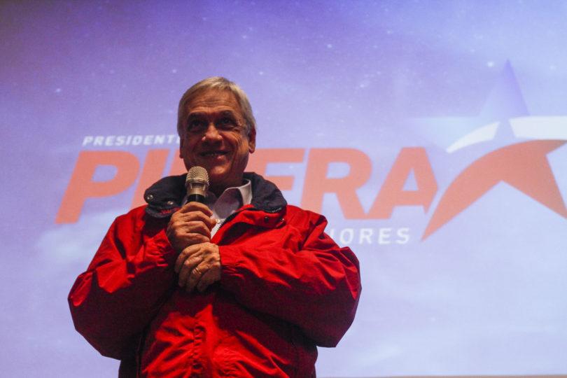 """Sebastián Piñera más confiado que nunca: """"Aspiramos a gobernar más de un periodo"""""""