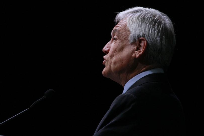 Piñera en Corpesca y corrupta Ley de Pesca