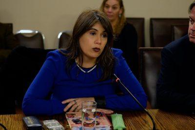 Javiera Blanco rechazó haber recibido sobresueldos cuando era subsecretaria de Carabineros