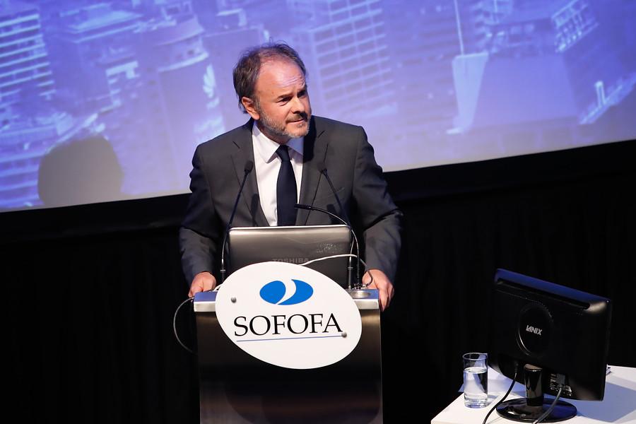 Larraín Matte es nuevo presidente de Sofofa y recordó colusión del confort