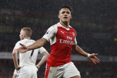 Arsenal ofrece el mejor contrato de su historia para que Alexis Sánchez no se vaya