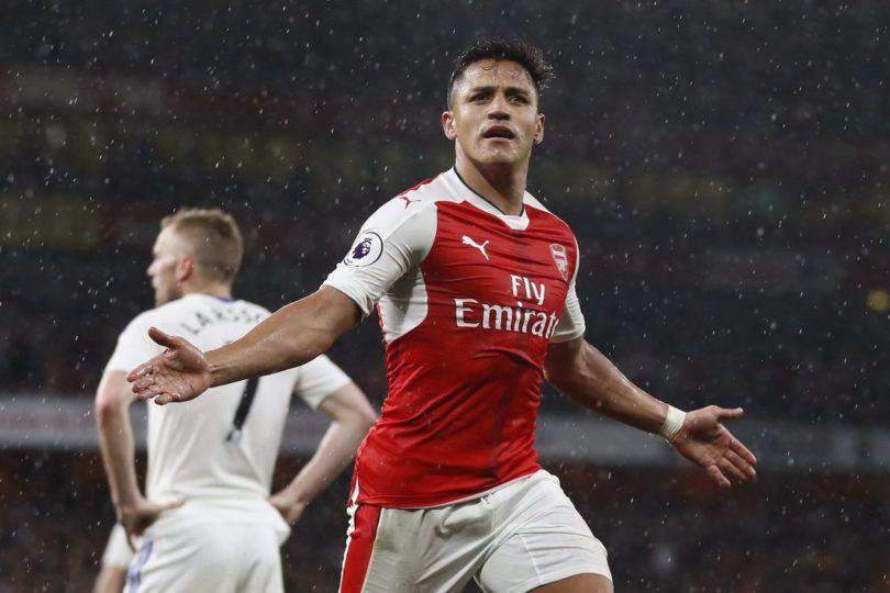 VIDEOS | Imparable: Alexis marca doblete y está a un tanto de ser el goleador de la Premier
