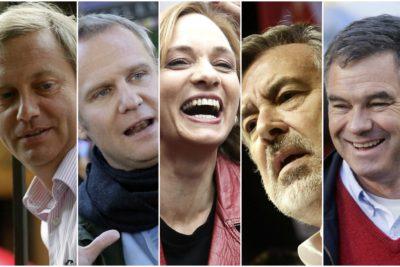 Pocos proyectos y baja en asistencia: radiografía a parlamentarios que son candidatos presidenciales