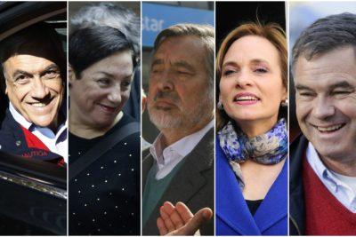 Adimark: Guillier acorta distancia con Piñera y revierte caída progresiva frente a Sánchez