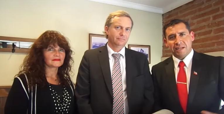 VIDEO  Pastor Soto le entregó su bendición a la candidatura de José Antonio Kast
