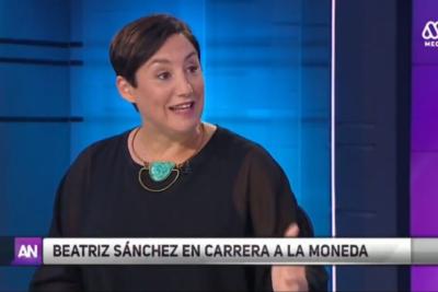 Fenómeno Bea Sánchez: Mega destaca el peak de rating en entrevista con Ahora Noticias