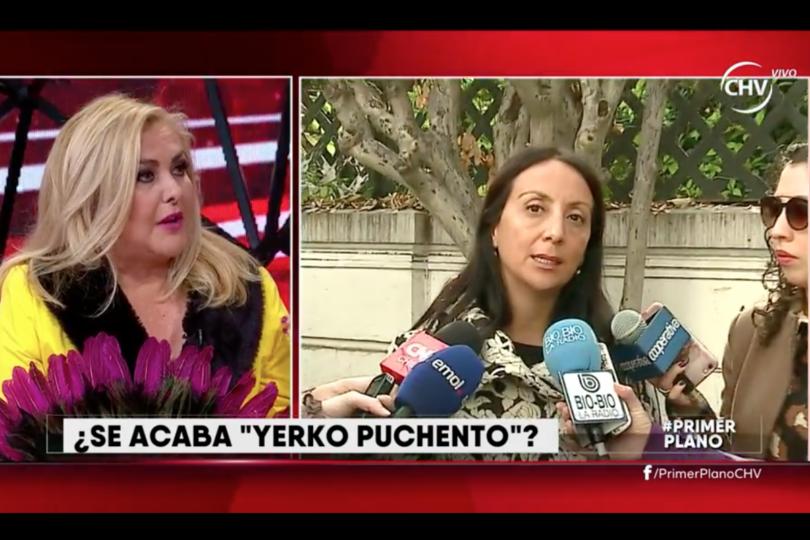 Primero Alcaíno, ahora Jiles: el discurso más duro de Pamela contra Cecilia Pérez