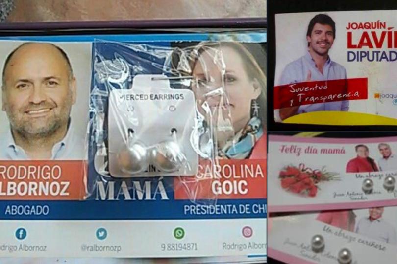Servel le tiene malas noticias a candidatos que regalaron aritos de perla en el Día de la Madre