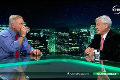 """Piñera responde a críticas sobre una derechización de su campaña: """"Yo no soy de derecha"""""""