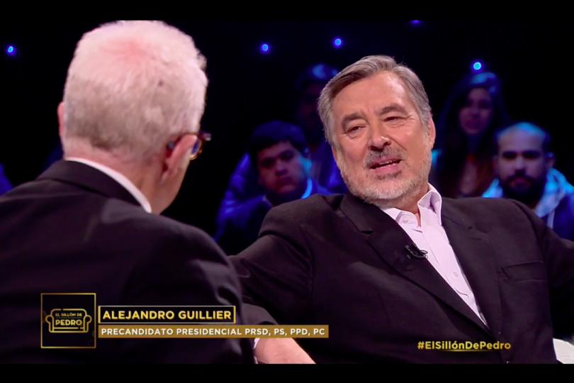"""Guillier le quita el piso al Frente Amplio: """"Tienen las ganas pero no tienen las condiciones"""""""