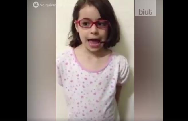 VIDEO | Niña reflexiona por qué las princesas de las películas no deberían esperar a los príncipes