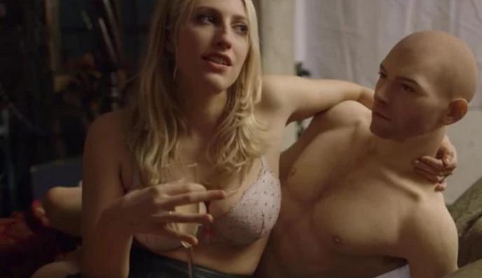 Resultado de imagen de Así funciona Gabriel, el primer muñeco sexual para mujeres