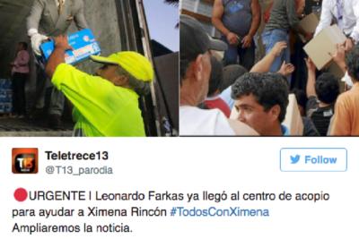Todos somos Ximena Rincón: la campaña solidaria de la gente por su difícil momento económico
