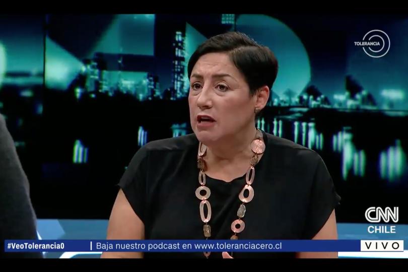 """""""Brutal respuesta para Chile"""": la frase de Bea Sánchez en T0 que Chadwick (y varios más) no le perdonaron"""