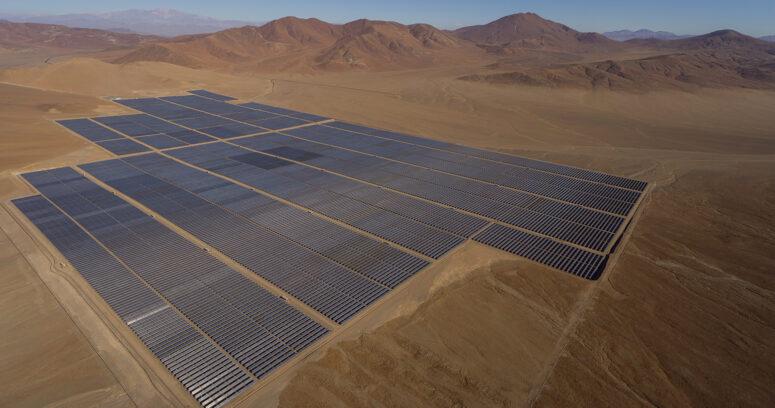 """""""Antofagasta Minerals pone fin a su participación en central fotovoltaica Javiera"""""""
