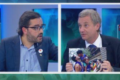 VIDEO | José Antonio Kast rechaza el matrimonio igualitario mostrando fotos de abortos