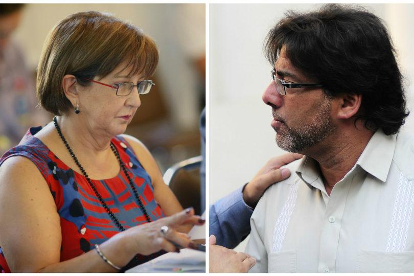 """DC pide condenar a Venezuela y Jadue levanta la hoz: """"Soledad Alvear aprobó el Golpe en 2003"""""""