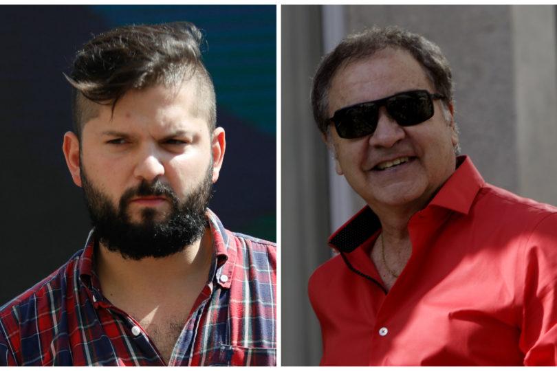 """El impensado mensaje de apoyo de José Alfredo """"Pollo"""" Fuentes a Gabriel Boric"""