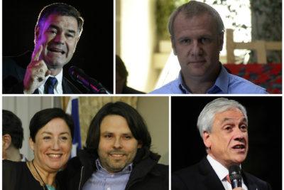 Servel acepta formalmente candidaturas a primarias del Frente Amplio y Chile Vamos