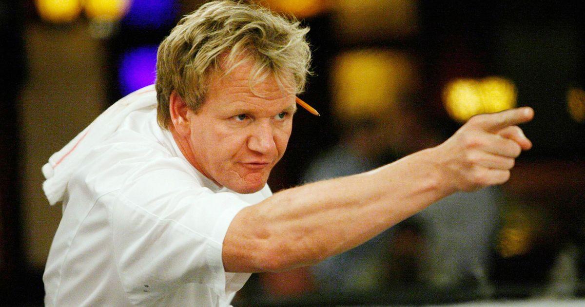 El plato que jamás debes pedir en un restaurante, según el popular chef Gordon Ramsay