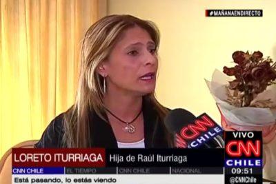 """""""SOS Mr. President"""": hija de Iturriaga Neumann pide ayuda a Trump por los """"presos políticos"""" de Punta Peuco"""