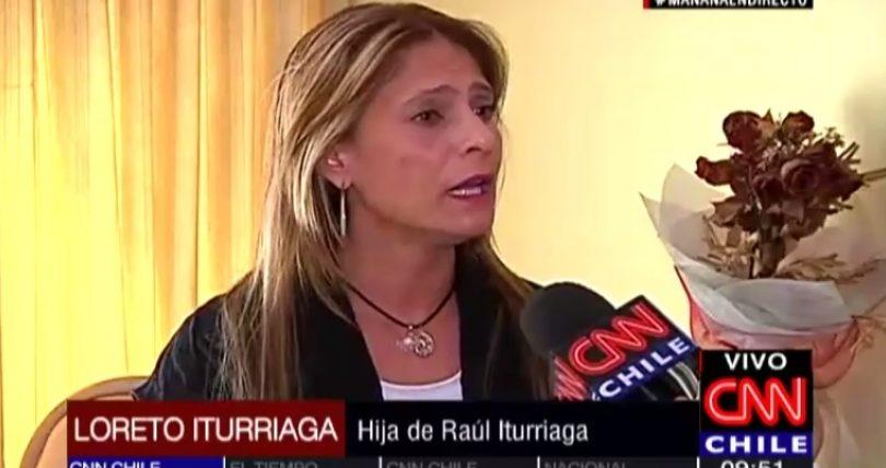 """Hija de Iturriaga Neumann apunta a presidenta de Ejecutados Políticos: """"Se acabó la teta"""""""