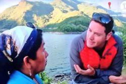 Pancho Saavedra funa a Jovino Novoa y lanza una bolita de nieve que promete no parar