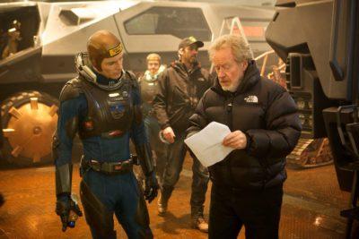 """Director de """"Alien"""" dice que extraterrestres existen y son un peligro para la raza humana"""