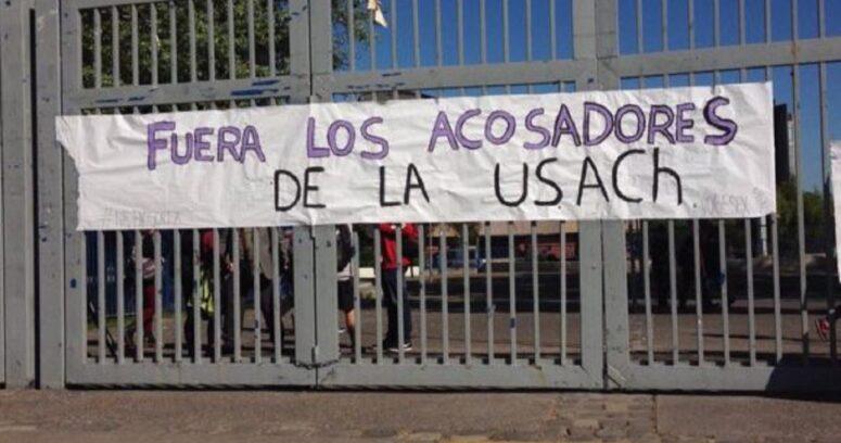 Los relatos de acoso y abuso de seis estudiantes contra prestigioso académico Usach