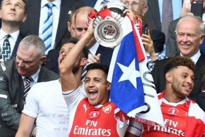 """Inglés """"minimalista"""" le jugó una mala pasada a Alexis Sánchez con la prensa inglesa"""