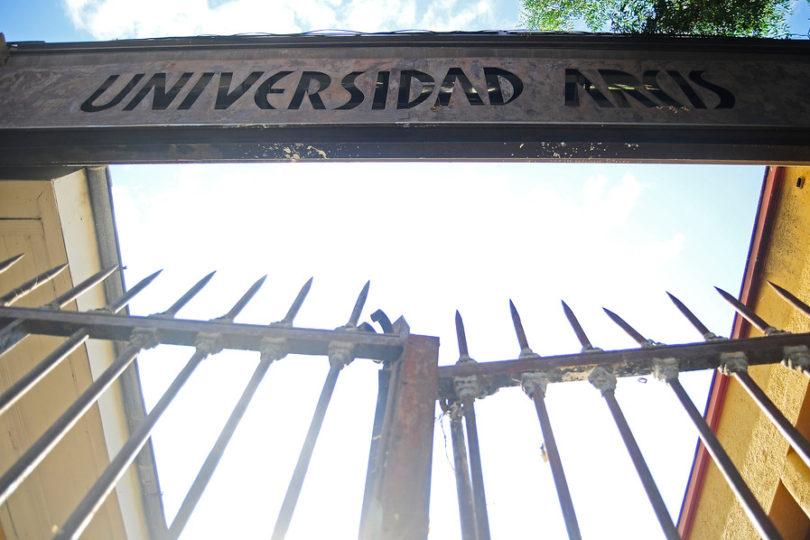 """Crisis de la Arcis: estudiantes denuncian actitud """"chanta"""" del Mineduc"""